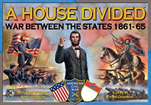 "Mayfair Games MFG04860 ""A House Divided"" Game"