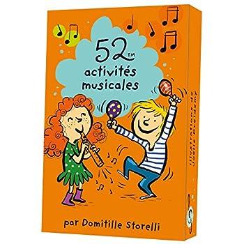 52 ACTIVITES MUSICALES