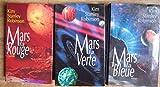 la trilogie martienne mars la rouge mars la verte mars la bleue