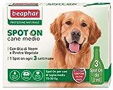 Beaphar Protezione Naturale Spot On Cane Medio