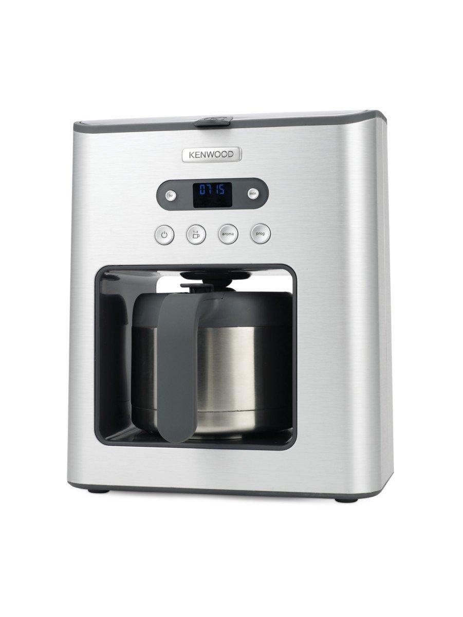 Kenwood-CMM-620-Persona-Filterkaffeemaschine-inkl-Timer-Thermokanne-polierter-edelstahl-125-Liter