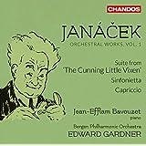 Janá?ek: Orchestral Works, Vol. 1