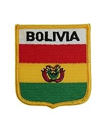 Yantec armoiries Patch Bolivie Écusson
