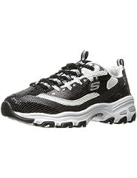Zapatillas para caminar Go Mini Flex Admire Performance de mujer, negro, 5.5 M US