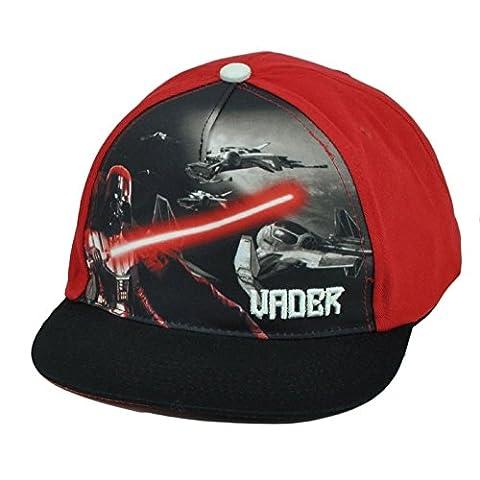 Star Wars plat Bill Chapeau Casquette Darth Vader sublimé Movie Kid Youth 3069