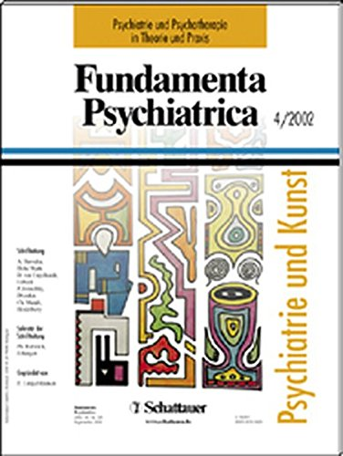 Cover »Fundamenta Psychiatrica, H.4/2002 : Psychiatrie und Kunst«