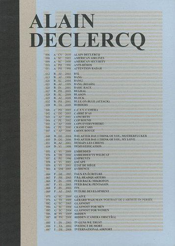 Alain Declercq par Alain Declercq