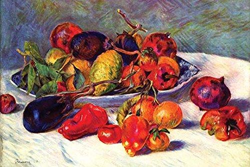 Buyenlarge 0–587–25509–9-g1827'Still Life with Tropical Fruits Giclée Fine Art Print, 45,7x 68,6cm (Print Tropical Print Giclee)