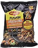 MAGGI Fusian Yakisoba Noodles Sabor Pollo - Fideos Orientales - Bolsa 120g (2 raciones)