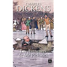 Les aventures de Mr Pickwick T2 (French Edition)