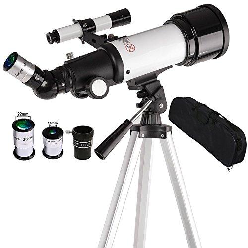 XHHWZB Telescopio astronómico: Buen Socio Mirar Luna