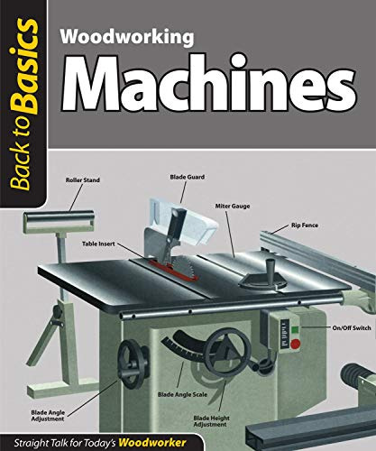 Woodworking Machines (Back to Basics): Straight Talk for Today's Woodworker (English Edition)