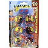 DC HEROCLIX: SUPERMAN SET TOKENS + DADOS