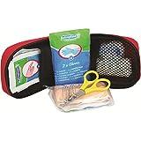 Highlander First Aid Dressing Wipes Bandage Scissors Mini Pack