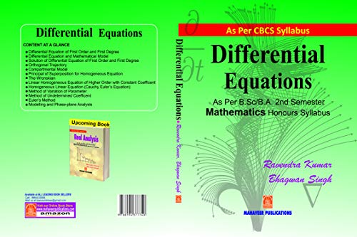 Differential Equations