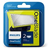 Philips OneBlade Ersatzklingen QP220/50, Doppelpack - 4