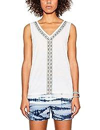 edc by Esprit 057cc1k014, T-Shirt Femme