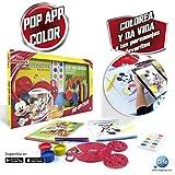 Disney- Mickey Mouse Cuaderno de Actividades para Colorear con animación 3D, (Cife Spain 41608)