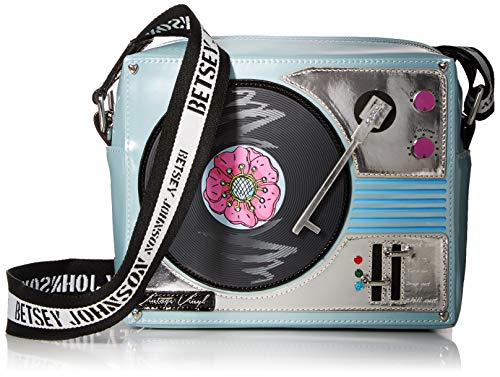 Betsey Johnson Damen DJ Betsey Crossbody, multi, Einheitsgröße