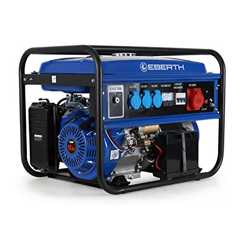 EBERTH 5500 Watt Stromerzeuger