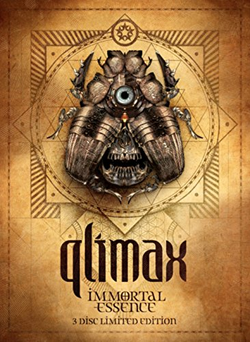 Qlimax: Immortal Essence [Blu-ray+DVD+CD] [Edizione: Regno Unito]