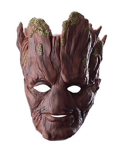 Guardians Of The Galaxy Maske, Groot, (Groot The Guardians Galaxy Of Kostüme)