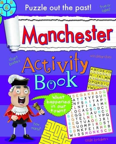 Manchester activity book