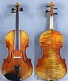 """D Z Strad Viola # N303mit Fall und bow-15""""-mit $600Geschenk"""