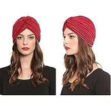 Amazon.es  turbante arabe mujer 81c0f4e17b1