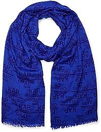 Kaporal Vyle, Echarpe Homme, Bleu (Bleu Strong Blue), Taille Unique (Taille Fabricant: TU)