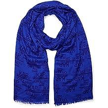 Kaporal Vyle, Echarpe Homme, Bleu (Bleu Strong Blue), Taille Unique ( ad5b787609e