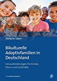 Bikulturelle Adoptivfamilien in Deutschland: Herausforderungen für Kinder, Eltern und Fachkräfte