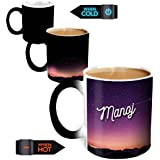 Khakee You're The Magic In My Life Manoj Magic Color Changing Ceramic Mug - Printed Tea,Coffee,Green Tea Ceramic Mug