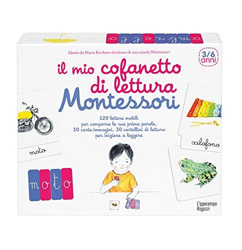 Il mio cofanetto di lettura Montessori