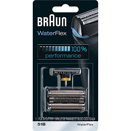Braun Series 5 Combi 51b Foil And Cutter Replacement Head Pack 1 Count Series 5 Combi 51b Foil And Cutter Replacement Head Pack 1 Count by P&G