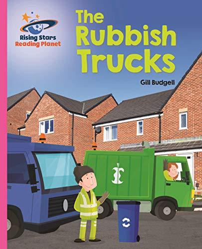 Reading Planet - The Rubbish Truck - Pink B: Galaxy (Rising Stars Reading Planet) (English Edition)