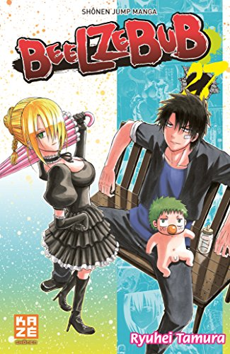 Beelzebub Edition simple Tome 27