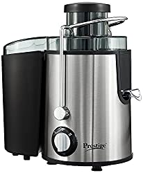 Prestige PCJ 7.0 500-Watt Centrifugal Juicer (Metalic Black)