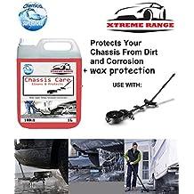 Xtreme gama 1litro chasis protección tratamiento para Karcher para limpieza de coches