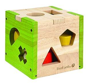EverEarth - Cubo para Encajar (EE32582)