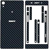 Pegatina 3d, efecto carbono Skin para Sony Xperia Z2