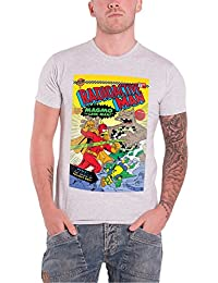 The Simpsons Radioactive Man offiziell Herren Nue Grau T Shirt