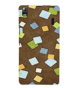 Ebby Designer Printed 3D High Quality Mobile Back Case Cover For Lenovo A7000/K3 Note (Premium Matte Finishing Back Case )