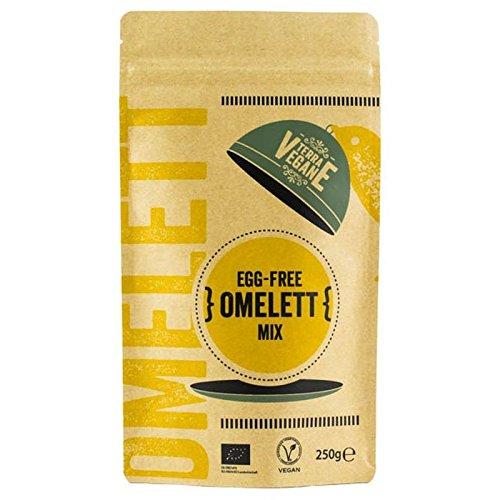 Omette sans oeufs, egg free omelett