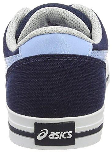 ASICS - Aaron, Sneakers Basse da unisex - adulto Blu (Navy/Blue Bell 5055)
