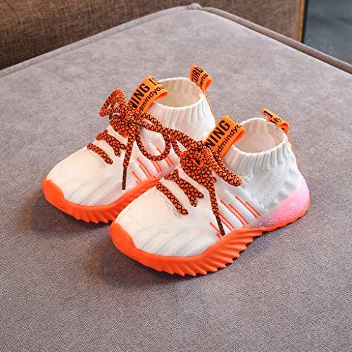 Zoom IMG-2 byeeet scarpe bambino led sportive
