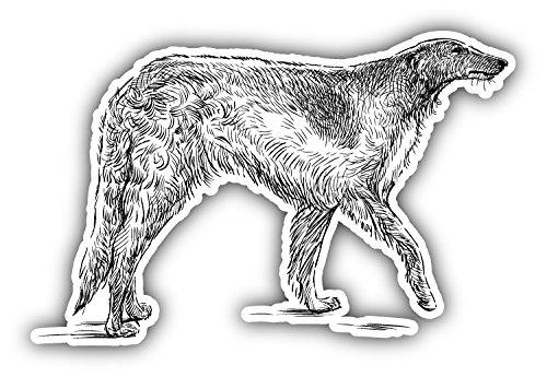 greyhound-dog-sketch-de-haute-qualite-pare-chocs-automobiles-autocollant-12-x-8-cm