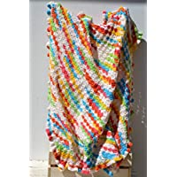 New Baby Unisex Girl Boy Blanket, Baby Shower, Christening Gift Present,