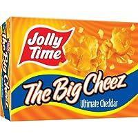 Jolly Time, Palomita para microonda (Queso) - 6 de 300 gr. (Total 1800 gr.)