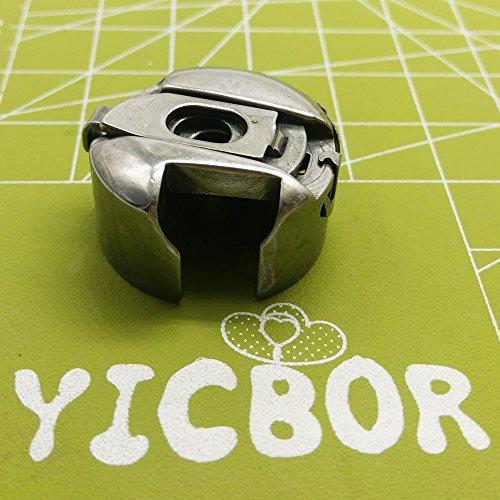 yicbor Bobbin Fall wählen für Pfaff Select 2.0, 3.0, wählen Sie 3.2, 4.0# 91-105544-91/9076nbl (Pfaff Nähmaschine Fall)